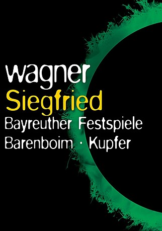 The Ring Cycle: Siegfried